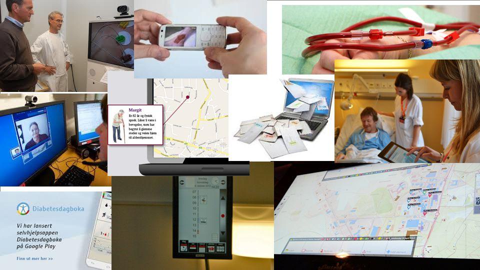 Hva skal sykepleiere bruke IKT / e- eHelse til.