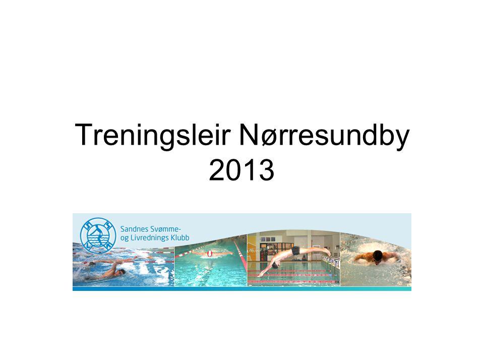Treningsleir Nørresundby 2013