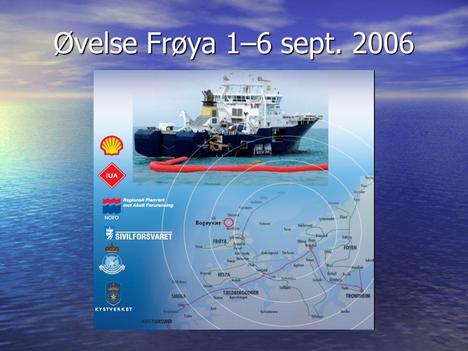 Øvelse Frøya 1–6 sept. 2006