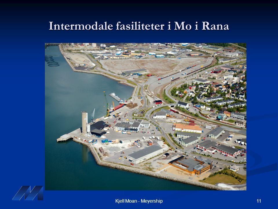 11Kjell Moan - Meyership Intermodale fasiliteter i Mo i Rana