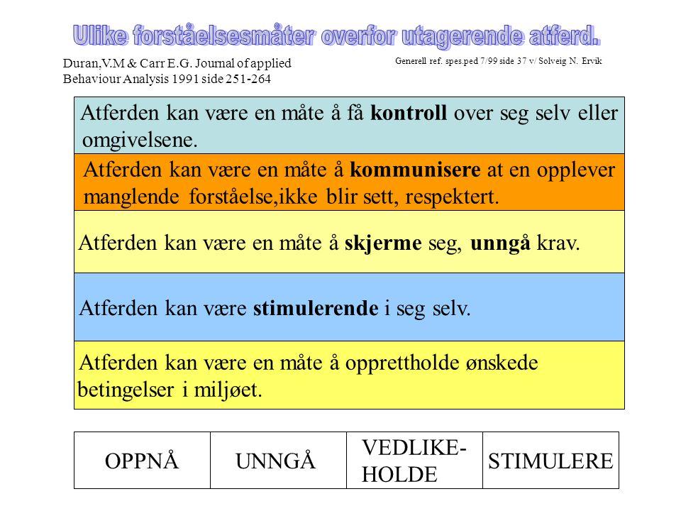 Generell ref.spes.ped 7/99 side 37 v/ Solveig N.