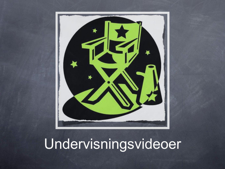 Undervisningsvideoer