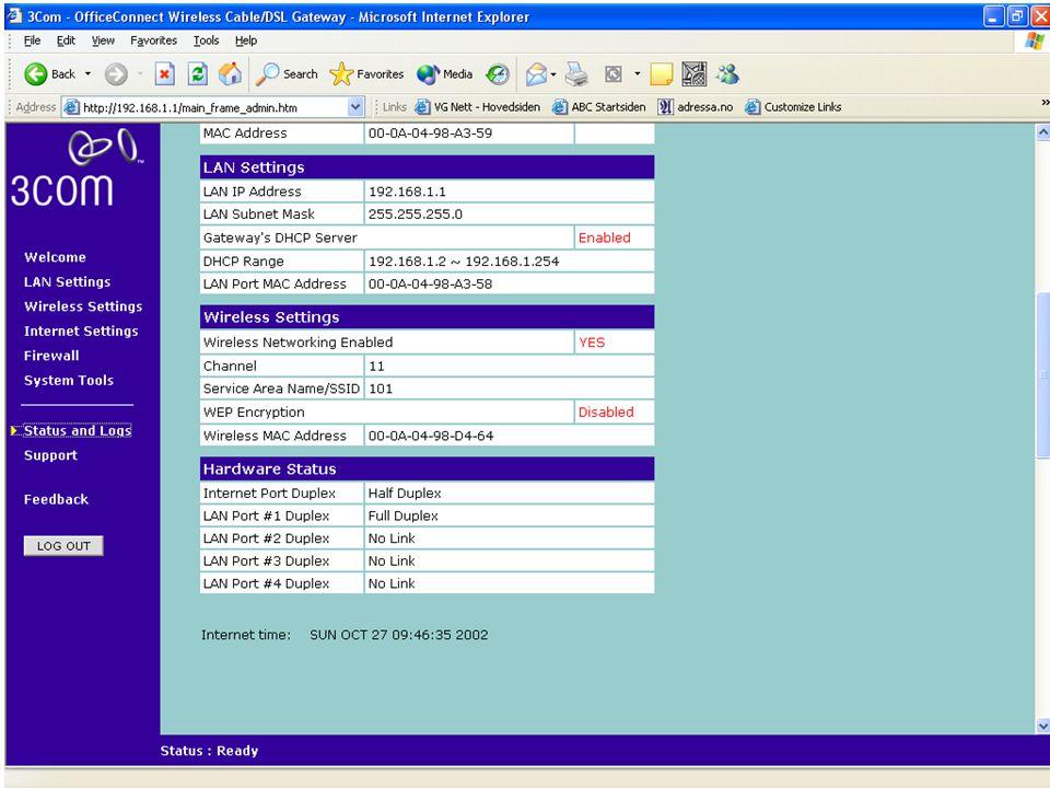 Datakom høsten 200222