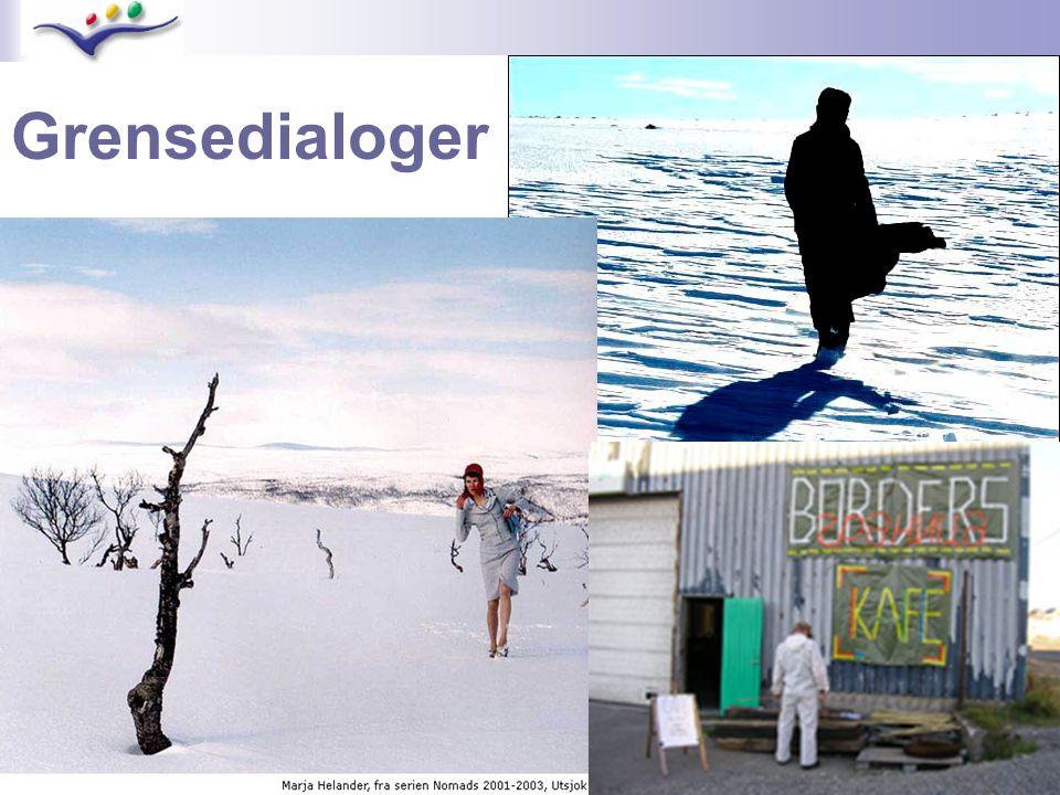 9 Tromsø 6. september 2006 Grensedialoger