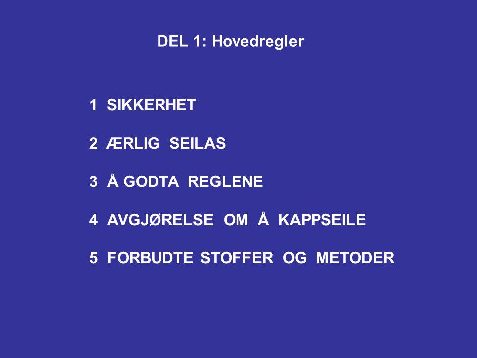 Marianne M's oversettelse kan kjøpes fra Norges seilforbund (www.seiling.no) Alle som seiler aktivt bør ha et komplett sett av reglene som gjelder fra 1.
