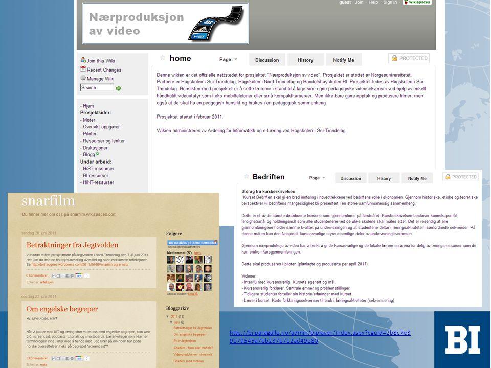http://bi.paragallo.no/admin/biplayer/Index.aspx?cguid=2b8c7e3 9179545a7bb237b712ad49e80