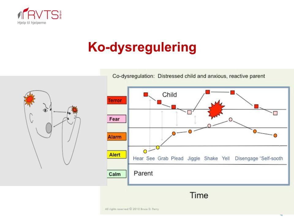 Ko-dysregulering