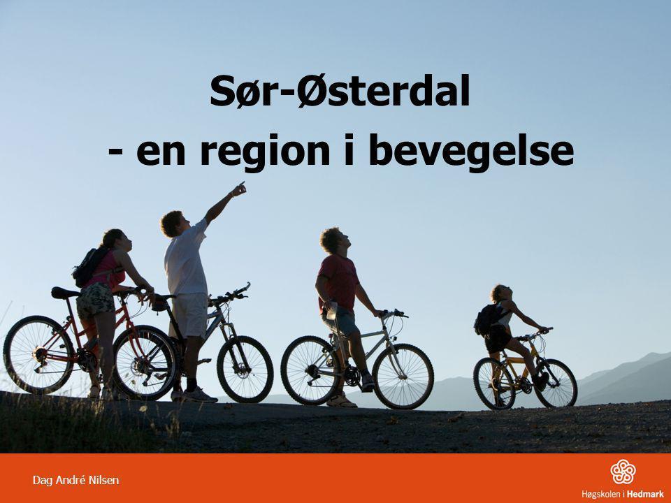 Dag André Nilsen Sør-Østerdal - en region i bevegelse
