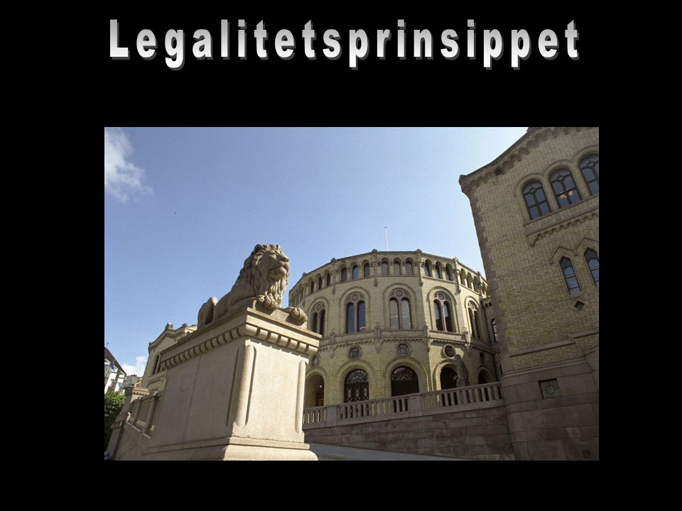 Steinar Taubøll - JUS201 UMB Materiell kompetanse • Myndighet til å treffe beslutninger med et bestemt innhold -Må bygge på riktig jus -Må bygge på ko