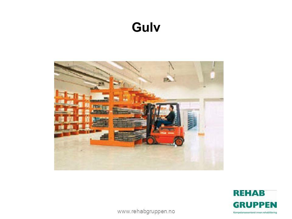 www.rehabgruppen.no Gulv