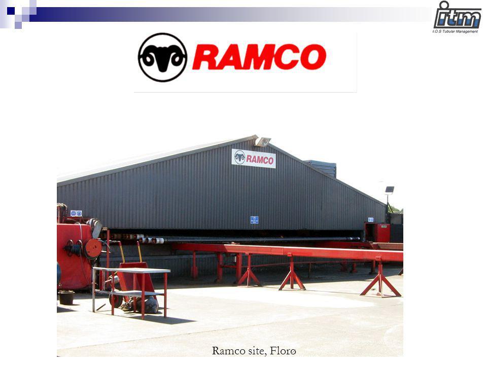 Ramco site, Florø