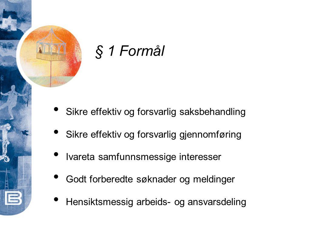 § 9 Mindre tiltak på bebygd eiendom • Ett enkelt tilbygg.