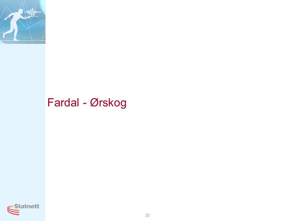 20 Fardal - Ørskog