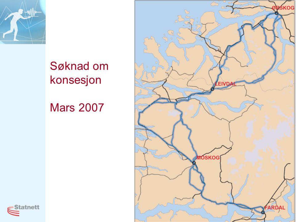 27 Søknad om konsesjon Mars 2007