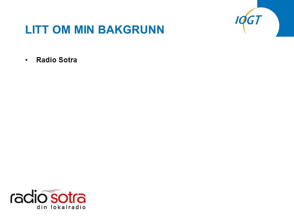 •Radio Sotra