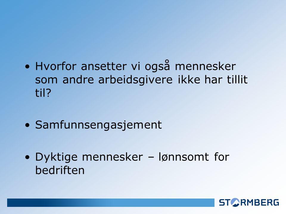 •Treff meg på •Blogg: http://blogg.stormberg.no/ •Twitter: @steinarjolsen •Epost: steinar@stormberg.no