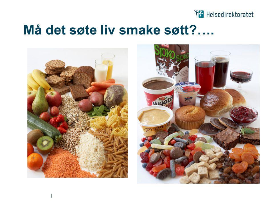 | • Hva er dine kilder til fett i kosten.Diskusjon om kilder til fett i kosten.