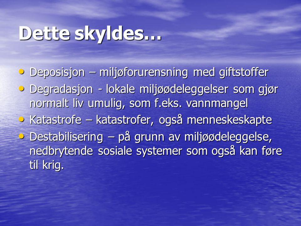 Hovedkilder • http://www.changemaker.no/ http://www.changemaker.no/ • http://www.klimatiltak.no/ http://www.klimatiltak.no/ • http://www.vg.no http://www.vg.no • http://www.fn.no http://www.fn.no • http://www.aftenposten.no http://www.aftenposten.no • http://www.bt.no http://www.bt.no • Bilder fra google • Wikipedia • Geografi, Cappelen