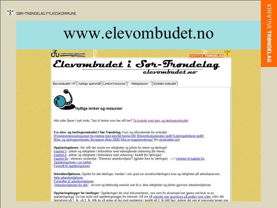 www.elevombudet.no