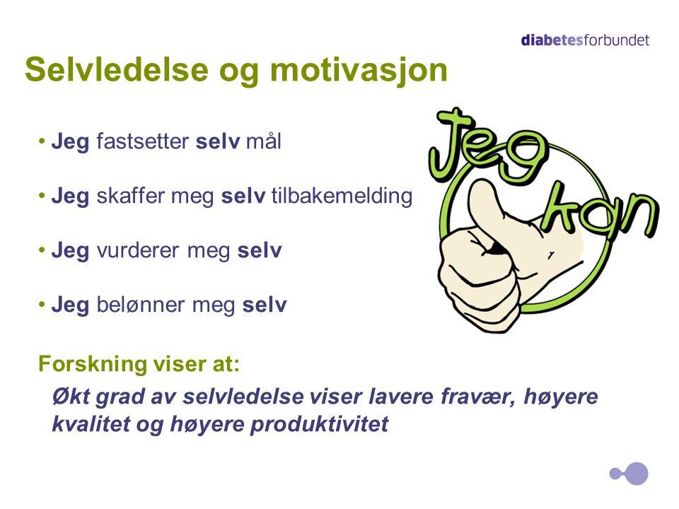 8 Selvledelse og motivasjon •Jeg fastsetter selv mål •Jeg skaffer meg selv tilbakemelding •Jeg vurderer meg selv •Jeg belønner meg selv Forskning vise