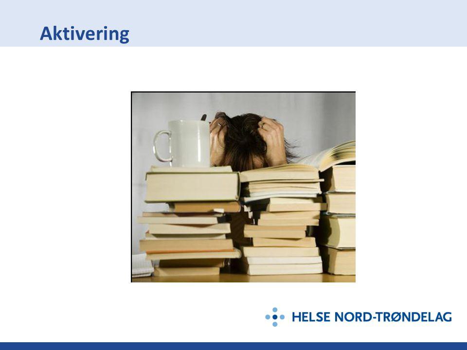 Organisering: Oversikt over uke/dag/time.Hjelp med organisering av skolesaker.