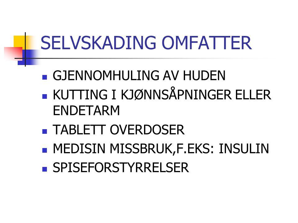 Ystegaard et al.forts.