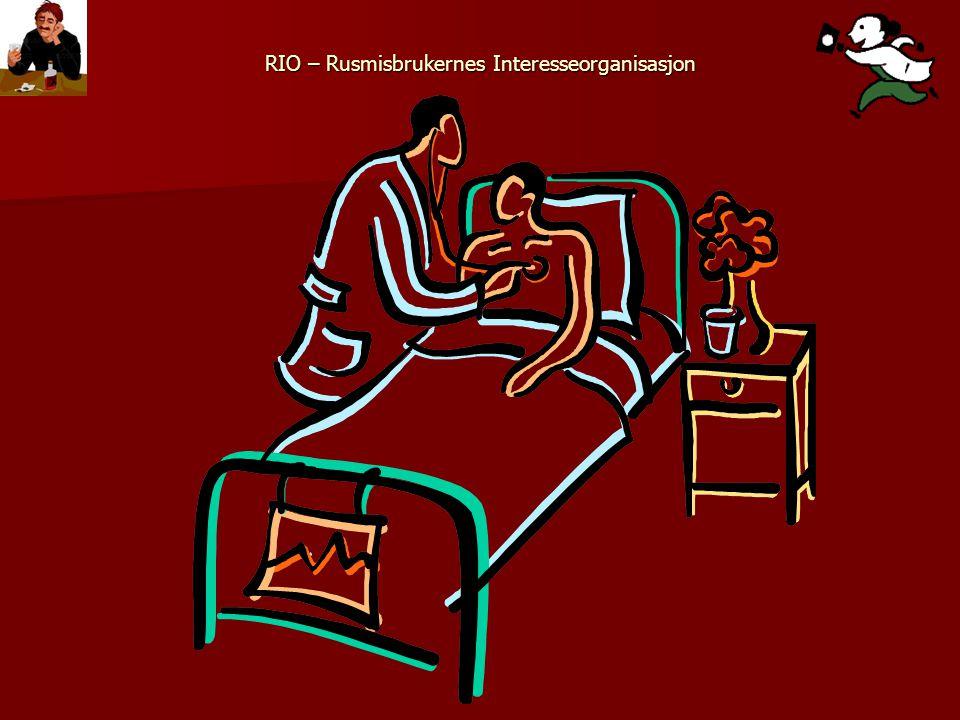 RIO – Rusmisbrukernes Interesseorganisasjon Ole