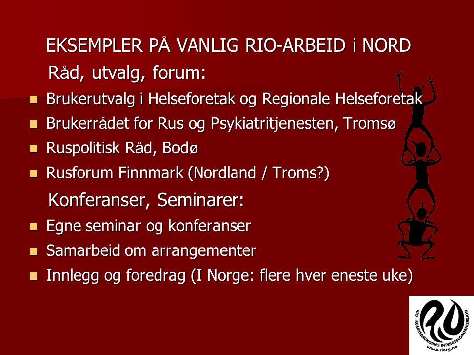 Krise for rushjelp i nord (i Norge).NRK Puls 6.nov.