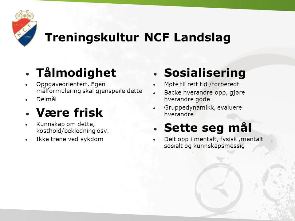 Treningskultur NCF Landslag • Offensiv: Hva er det ?  Angripe svake sider. Oppsøke sider hvor svake sider blir provosert både fysiske, tekniske og me