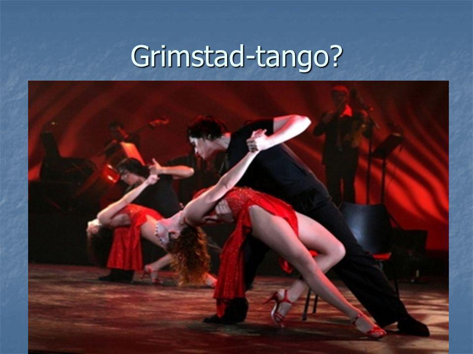 Grimstad-tango?