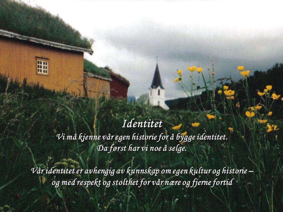 Hvis vi mener alvor med den Nord-norske reiselivsnæring Må vi ta på alvor hva den internasjonale turist forventer å finne når han kommer til landsdelen.