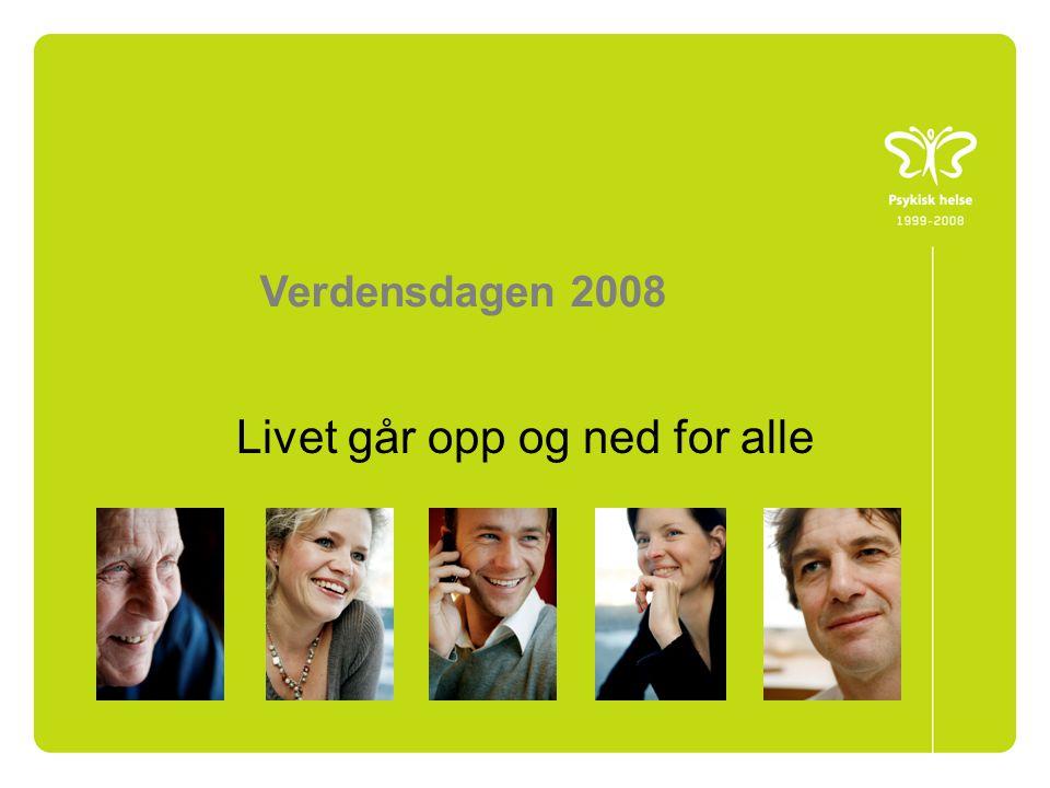 Livet går opp og ned for alle Verdensdagen 2008