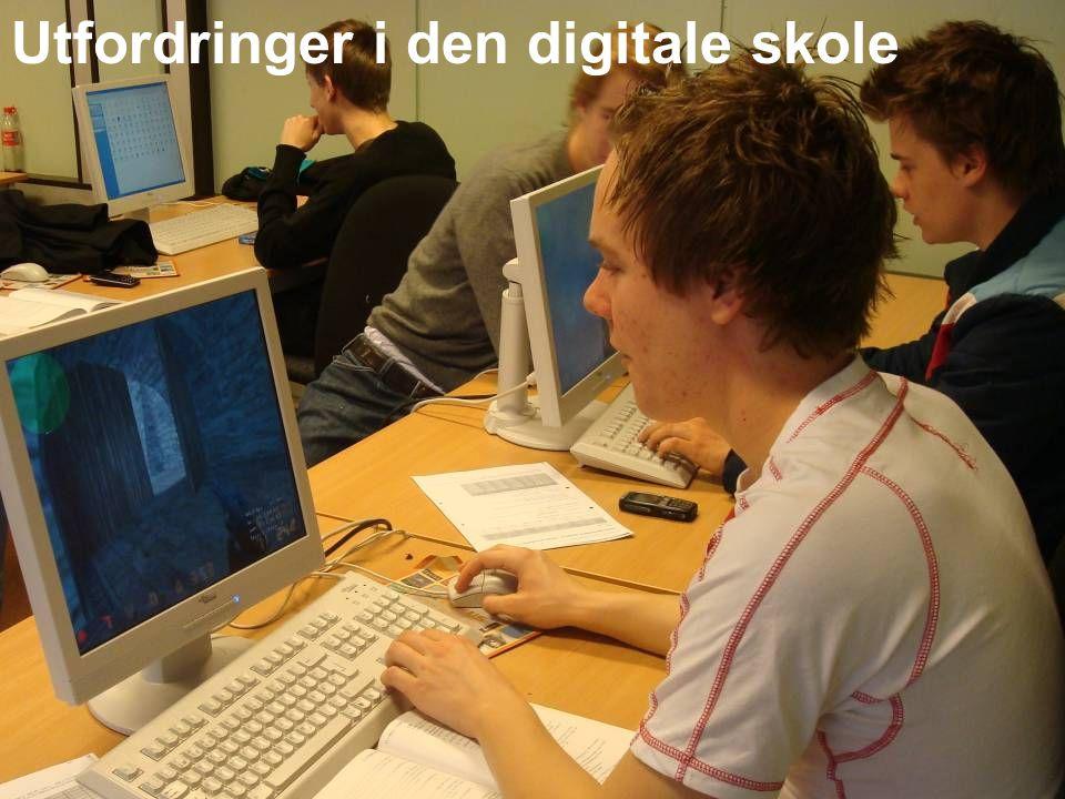10 Utfordringer i den digitale skole