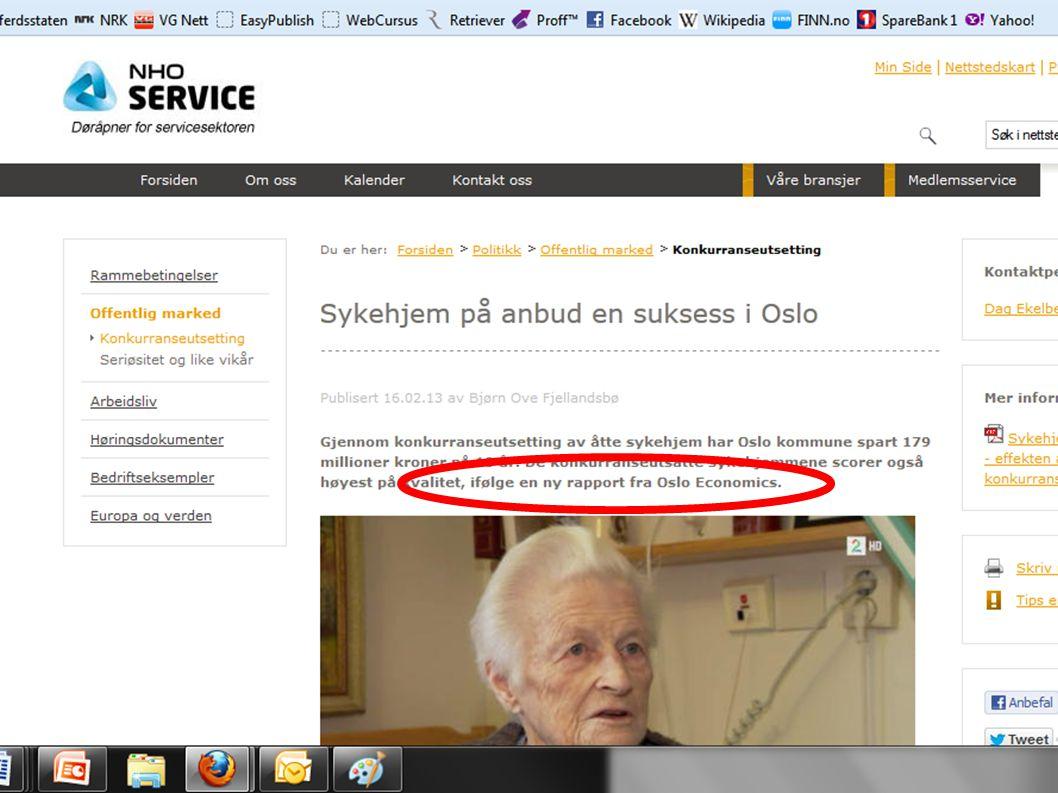 Karmøy kommune Frian Årsnes, seniorrådgiver Pöyry til Dagsavisen 02.04.2013: De samfunnsøkonomiske analysene er ikke uhildet eller uavhengige lenger,.