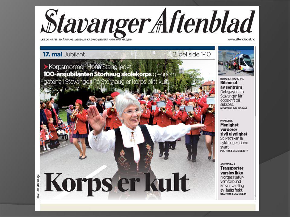  Lokal norgesmester  Stavanger mot Bergen  Stort/mange