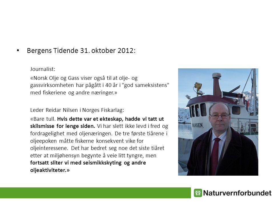 • Bergens Tidende 31.