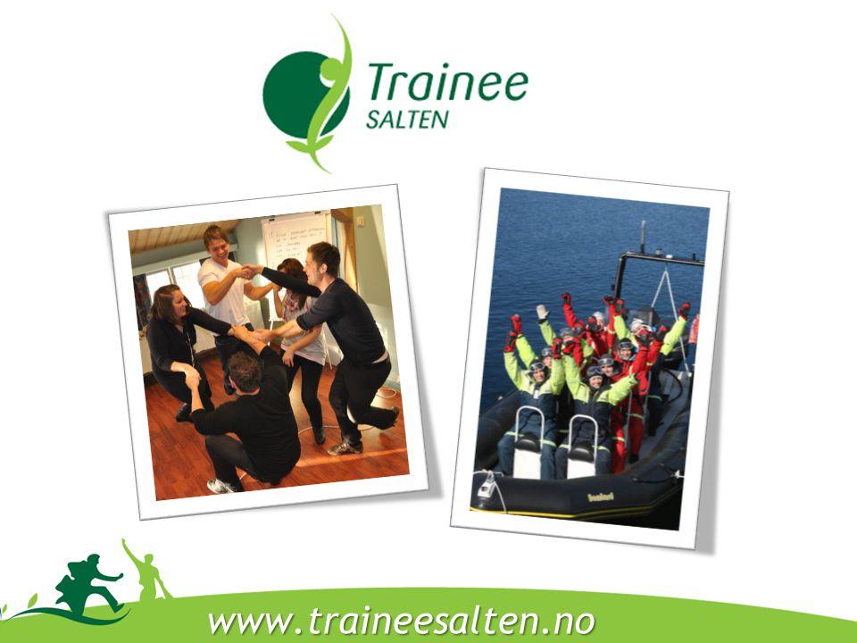 www.traineesalten.no