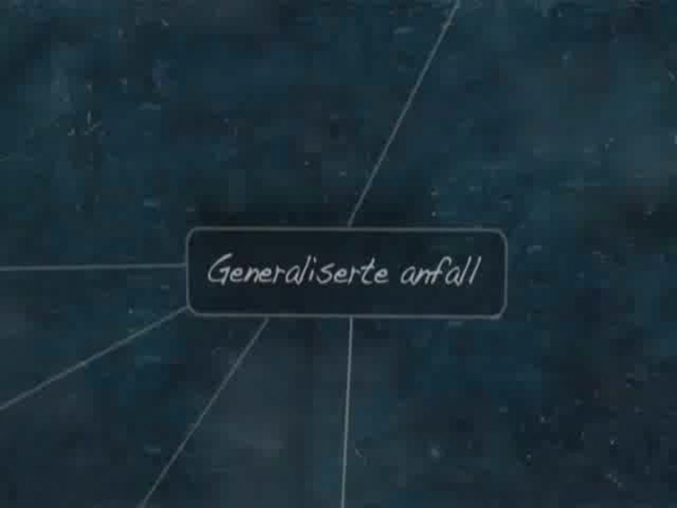 GENERALISERTE TONISK-KLONISKE ANFALL (GTK) 1.TONISK FASE MED BEVISSTLØSHET OG TILSTIVNING - pustestopp - blekhet som går over i blåfarge (cyanose) - store pupiller - puls, blodtrykk og blæretrykk øker - varer ca 10- 20 sekunder 2.KLONISK FASE MED LENGRE RYKNINGER - generelle symmetriske rykninger i begge armer og ben - økte pustebevegelser - rød hudfarge - ofte leppe-/tungebitt, urinavgang Personen kan være utslitt og uvel etter anfallet