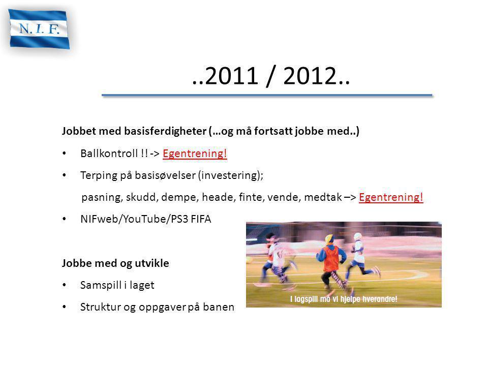 Budsjett 2012 – lagkasse - Runar Sigriksson er betalt trener; 25 000 i året - Lagkassen brukes til alt av transaksjoner - Cuper må betales selv – betales til lagkassen pr gang - 1.