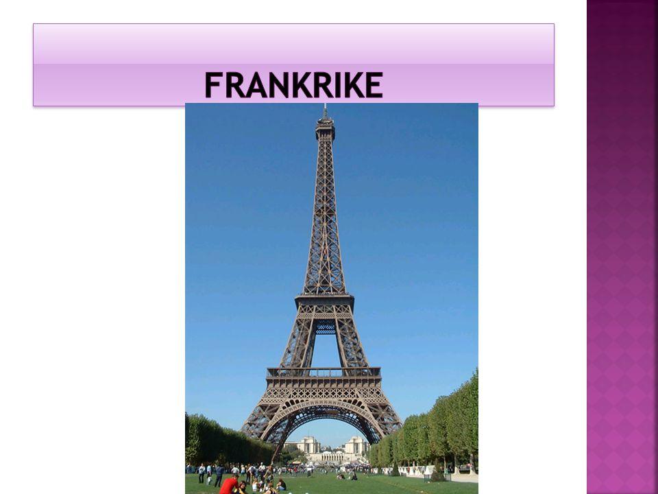  Eiffeltårnet er 300 meter.