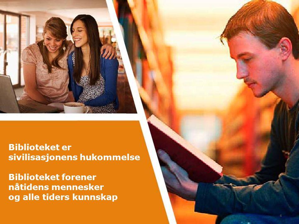 55 Den sosiale møtestaden for alle representerer ein kvalitet som må utviklast Fra Stortingsmelding nr.