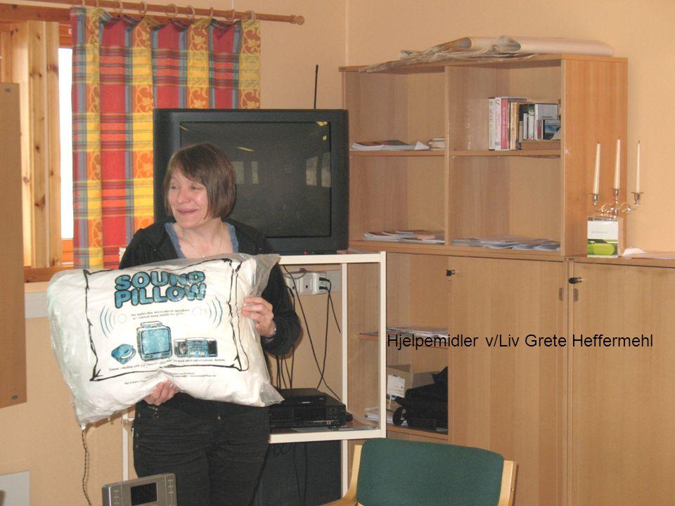 Hjelpemidler v/Liv Grete Heffermehl