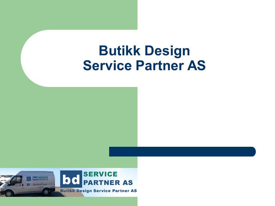 Butikk Design Service Partner AS