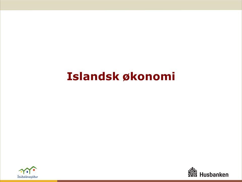 Islandsk økonomi