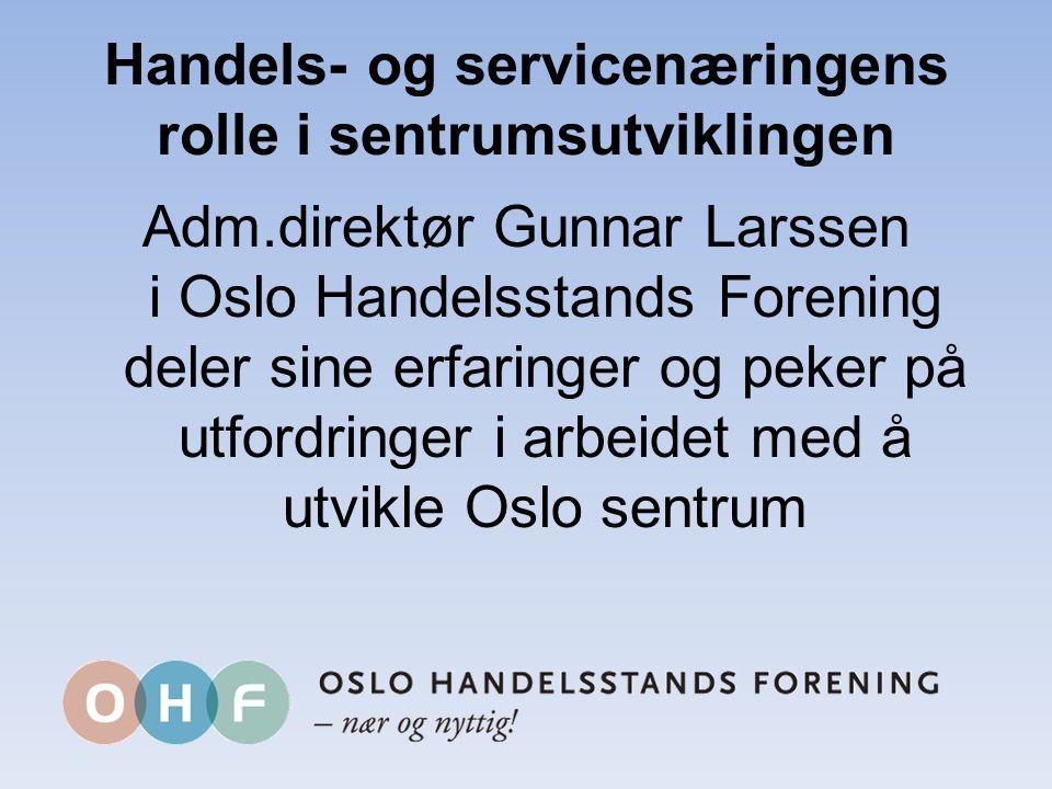 Ta gjerne kontakt Gunnar Larssen Mobil: 90641528 gunnar@ohf.no www.ohf.no