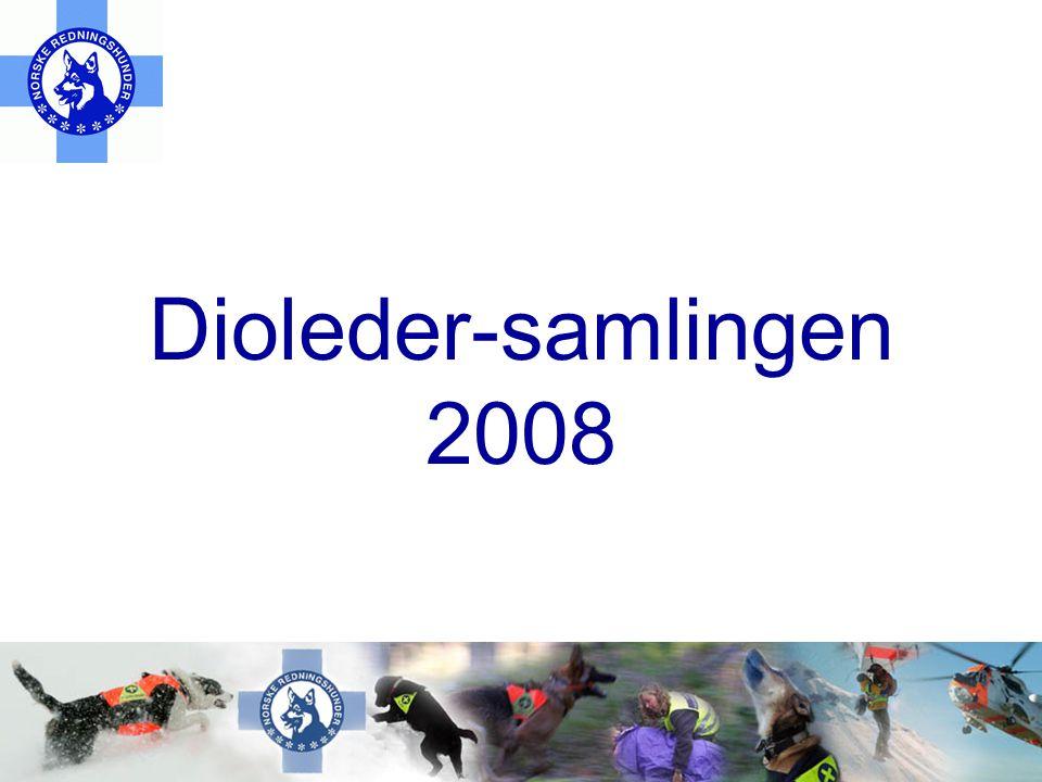 Dioleder-samlingen 2008