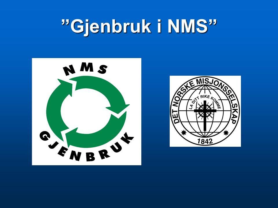 Gjenbruk i NMS