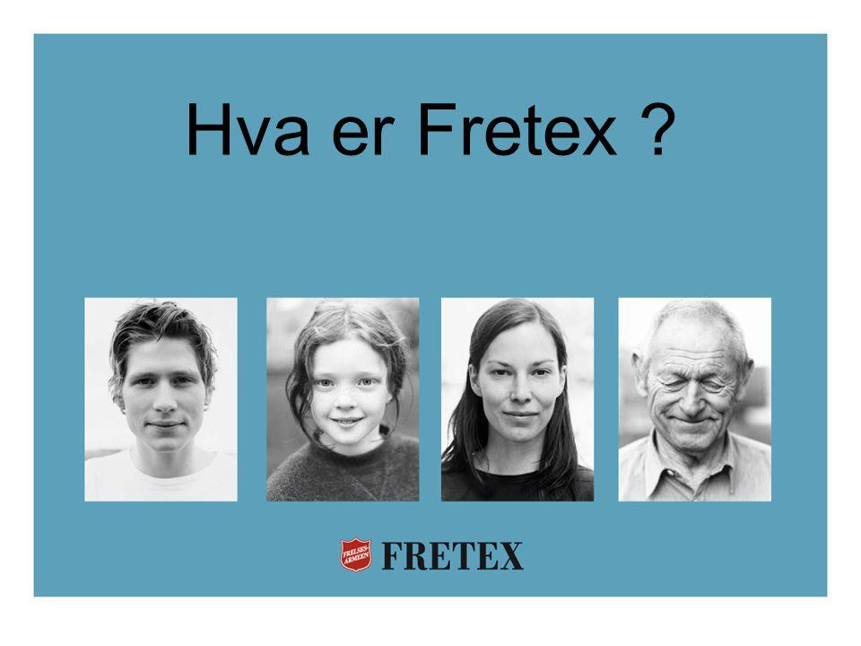 Hva er Fretex ?
