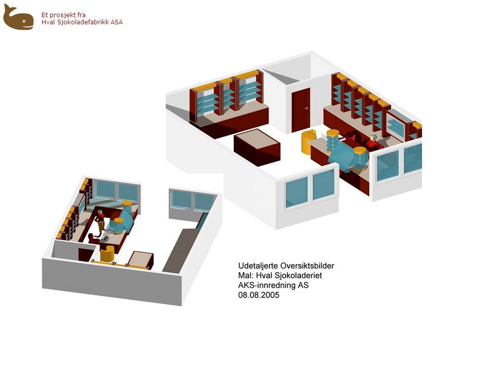 Et prosjekt fra Hval Sjokoladefabrikk ASA
