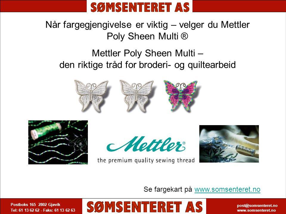 post@somsenteret.no www.somsenteret.no Postboks 165 2802 Gjøvik Tel: 61 13 62 62 - Faks: 61 13 62 63 post@somsenteret.no www.somsenteret.no Se fargeka
